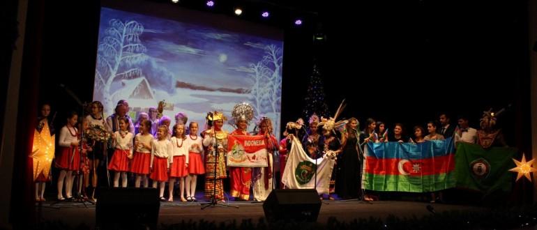Christmas Gift of Culture Caravan 2016 / Karawana Kultury edycja zimowa 2016