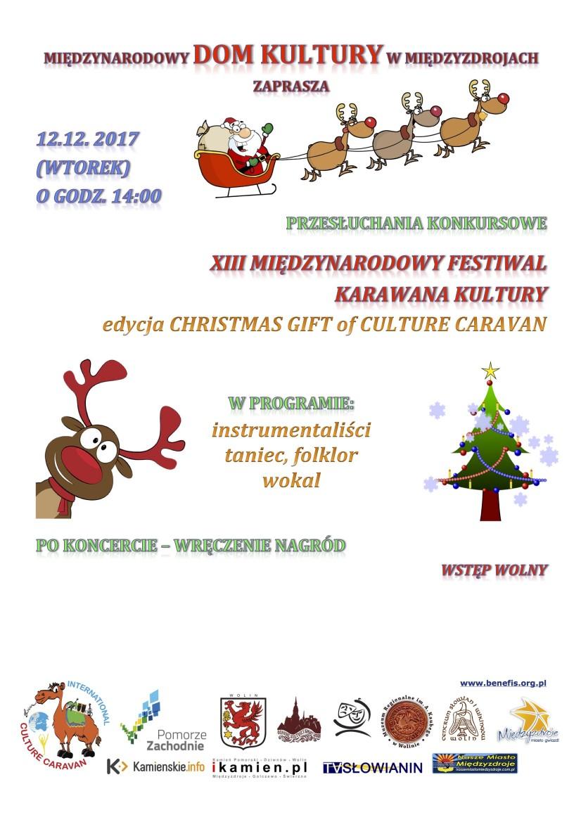 Christmas Gift MDK M-JE 12.12.2017