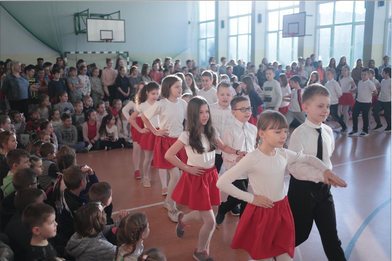 Karawana Kultury w Szkole w Wolinie